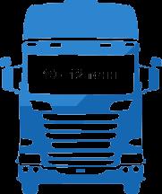 Десятитонный грузовик